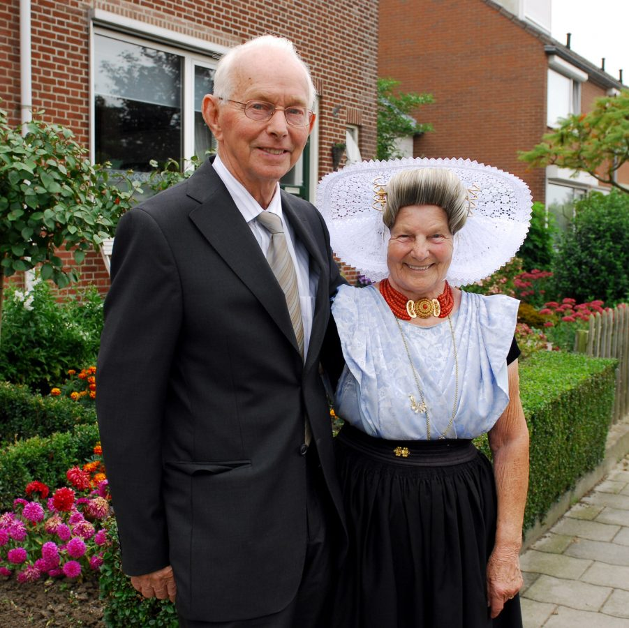 60-jarig huwelijk (Arnemuiden)